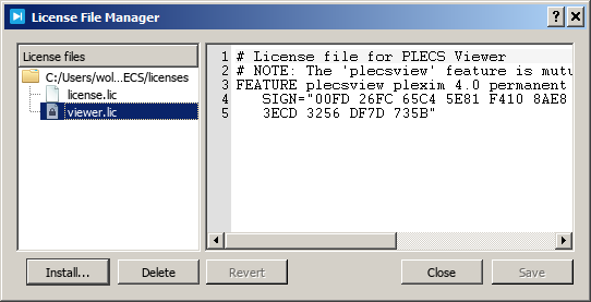 LIC File Extension - What is a .lic file and how do I open it